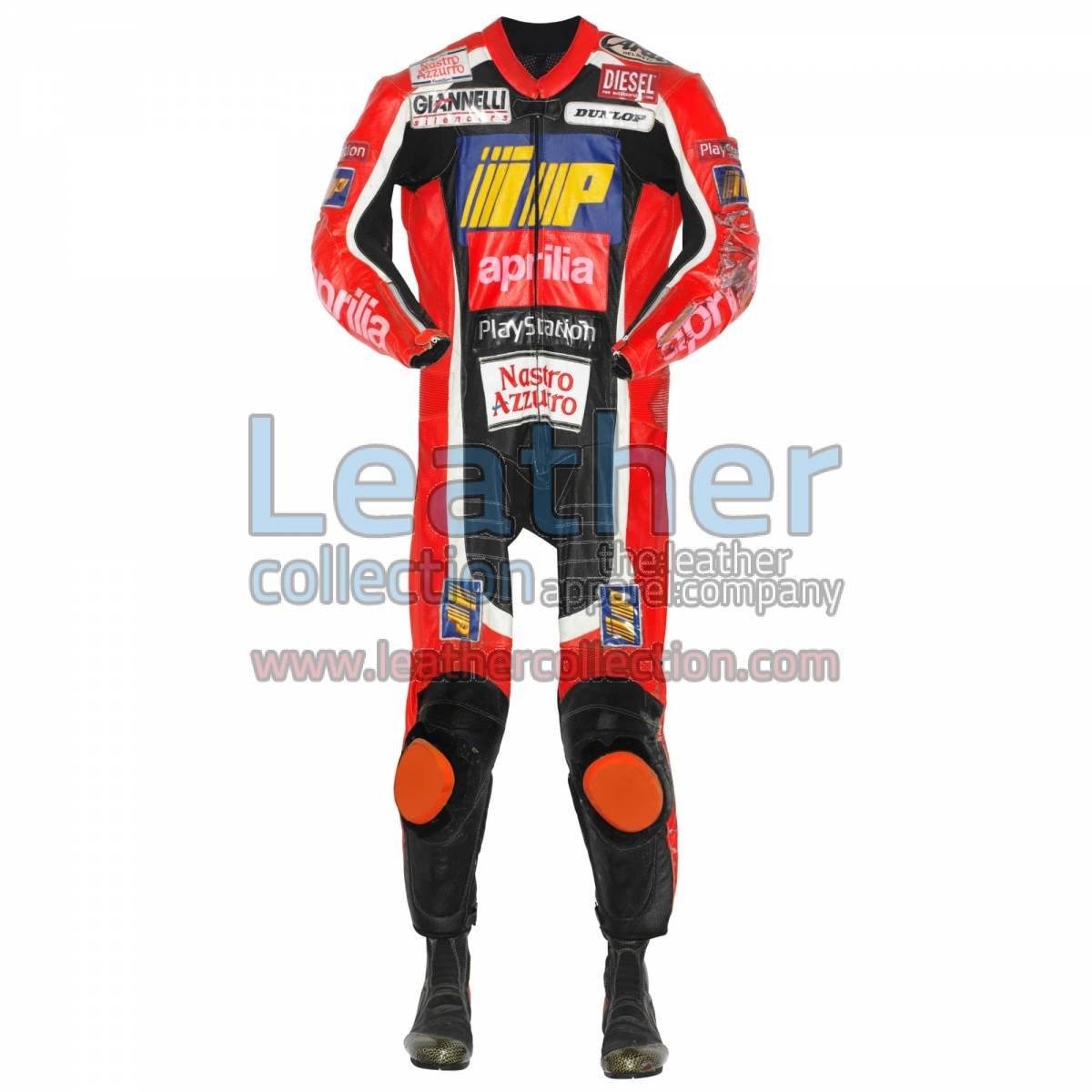 Tetsuya Harada Aprilia GP 1999 Racing Leathers