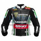 Tom Sykes Kawasaki 2015 SBK Leather Jacket