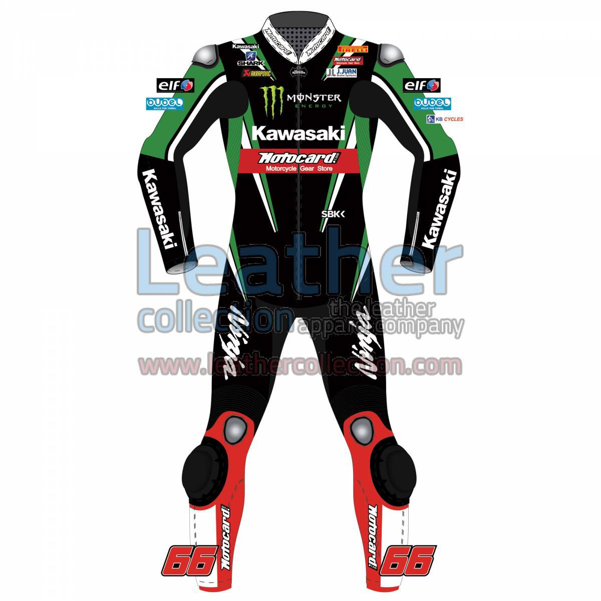 Tom Sykes Kawasaki WSBK 2016 Racing Suit