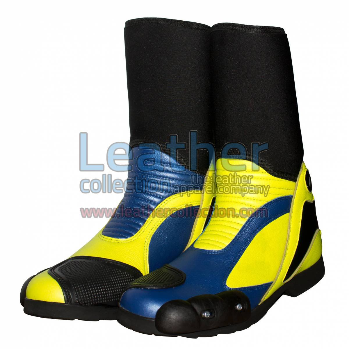 Valentino Rossi 2014 Motorcycle Race Boots