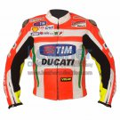 Valentino Rossi Ducati Corse Leather Jacket