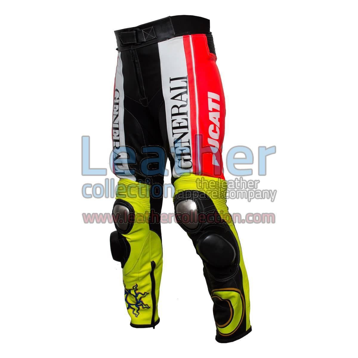 Valentino Rossi Ducati Corse Leathers Pants