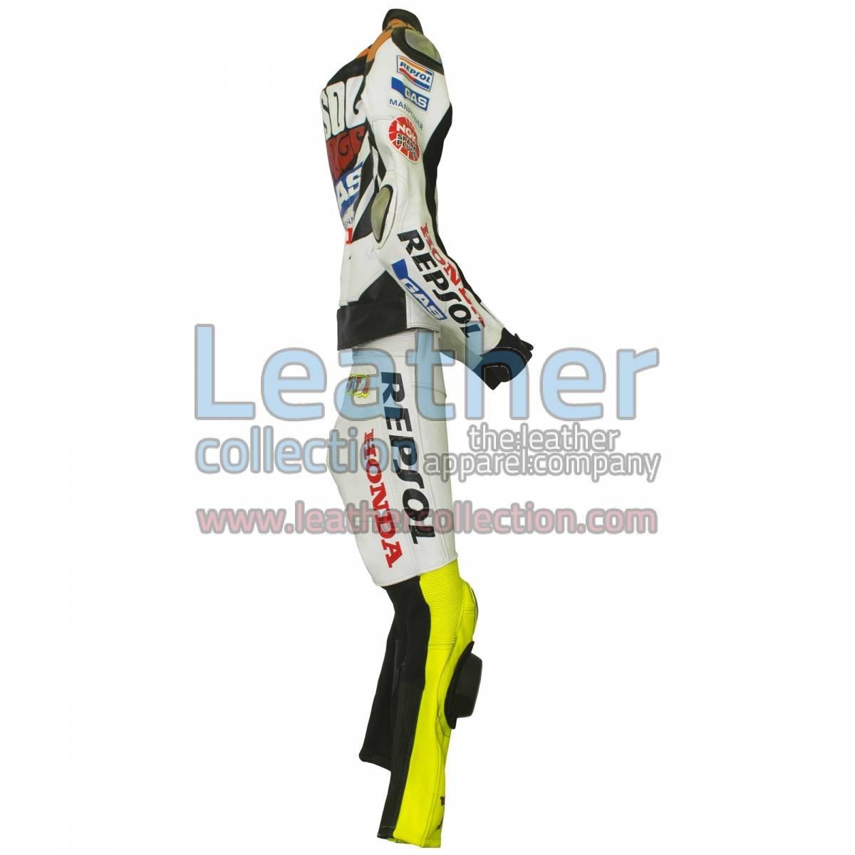 Valentino Rossi Motociclismo Repsol Honda MotoGP 2003 Suit