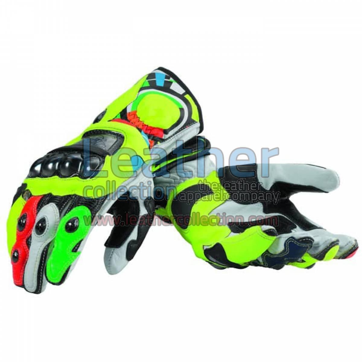 Valentino Rossi Team Ducati Replica Gloves