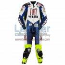 Valentino Rossi Yamaha Fiat MotoGP 2007 Leathers