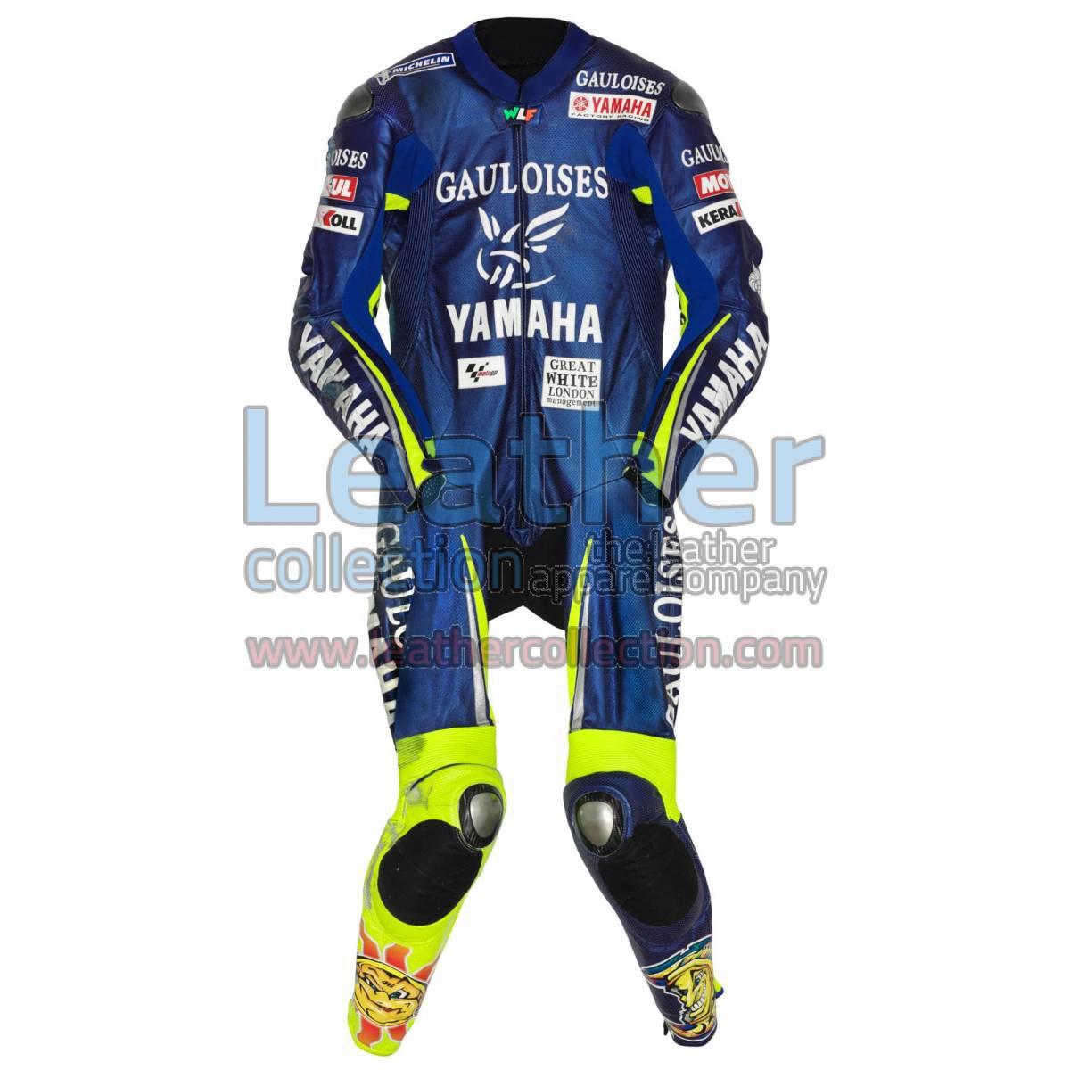Valentino Rossi Yamaha MotoGP 2005 Race Suit