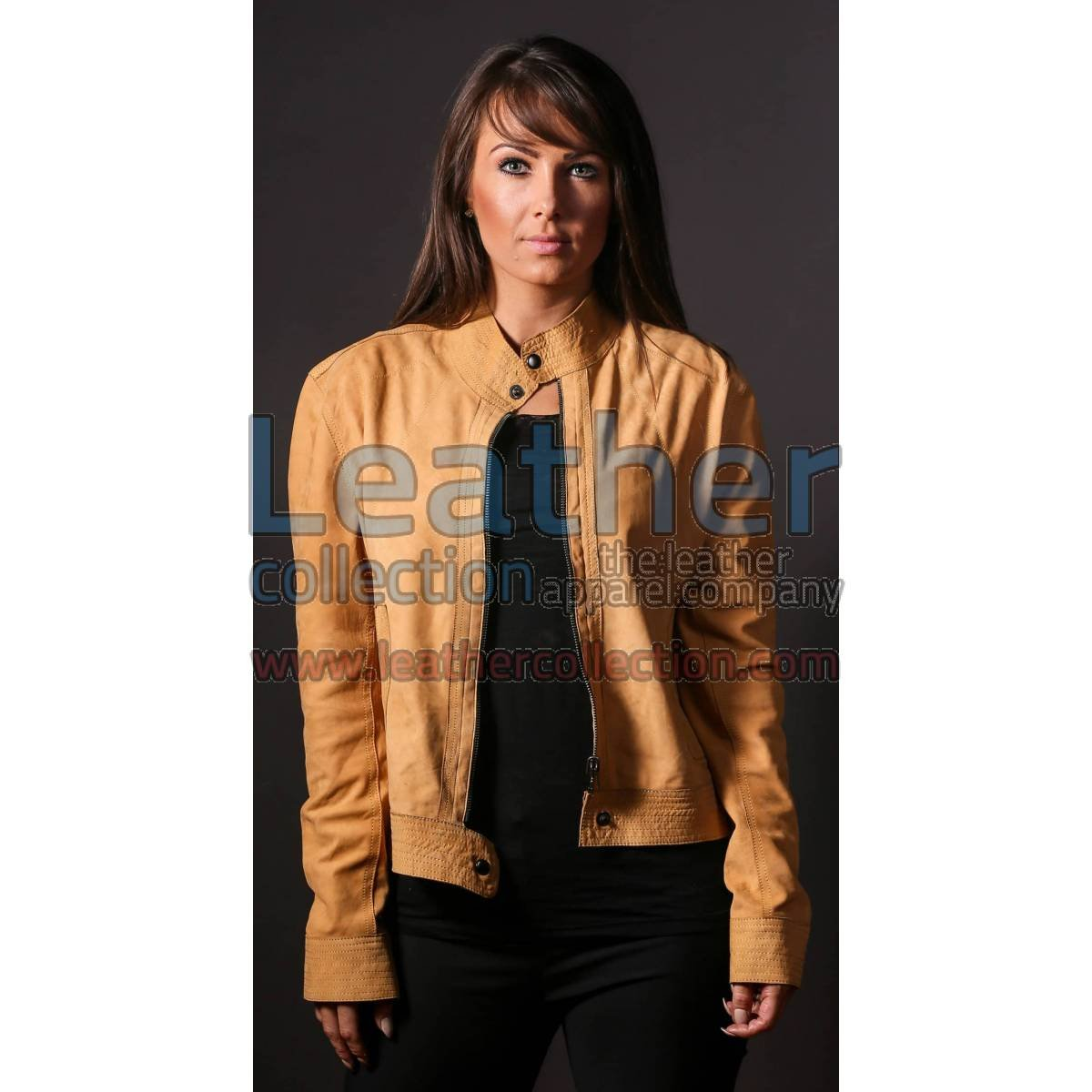 Vivo Women Leather jacket