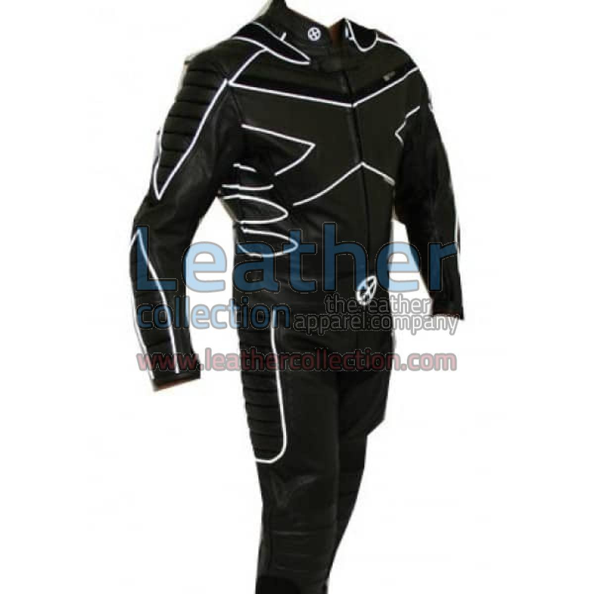 X-MEN Motorcycle Racing Leather Suit