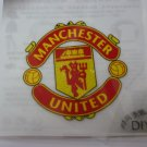 Manchester United Logo Iron On for T-Shirt