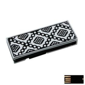 Duplicative Diamond-shaped Jewelry USB Flash Drive(8GB)