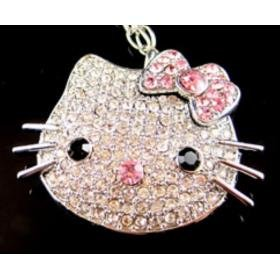 Kitty-Silver USB Drive (8G)