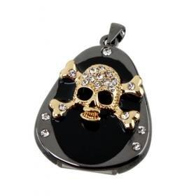 Unique Pirate Skeleton Sign Jewelry USB Flash Drive(8GB)