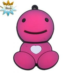 Lovely Doll USB 2.0Flash/Jump Drive (8GB)