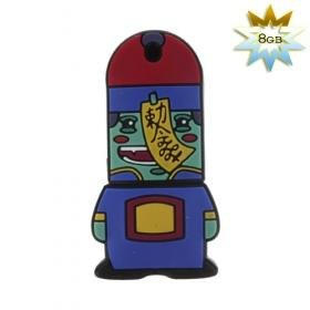 Mythology-Series USB 2.0 Flash/Jump Drive (8GB)