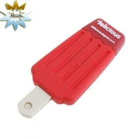 Ice-cream USB 2.0 Flash/Jump Drive (8GB)
