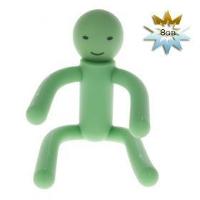 Cute Green Guy USB 2.0 Flash/Jump Drive (8GB)