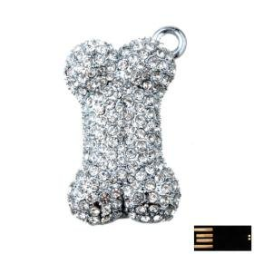Doggy Bone Jewelry USB Flash Drive(8GB)
