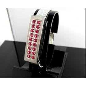 Wristband Red USB Drive 8G
