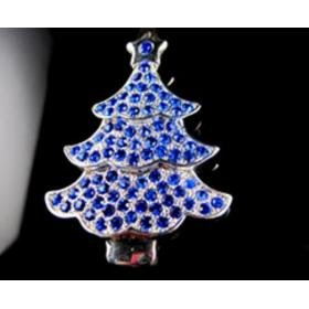 Christmas Tree-Blue( USB Drive 8G)