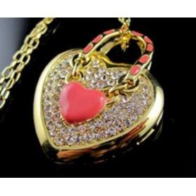 Heart Golden 8G