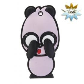 Cute Panda USB 2.0 Flash/Jump Drive (8GB)