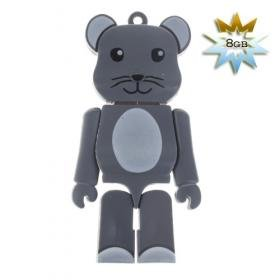 Cute Mouse USB 2.0 Flash/Jump Drive (8GB)