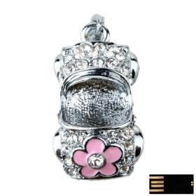 Deluxe Car Jewelry USB Flash Drive(8GB)