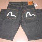 Evisu Pocket logo jeans