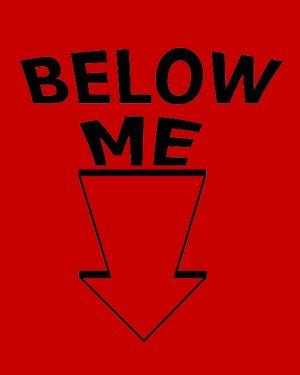 Below Me