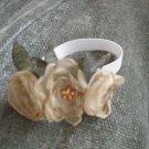 3 flowers bracelet