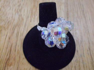 Crystal ring 51/2