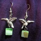 Humingbird Shell Earrings