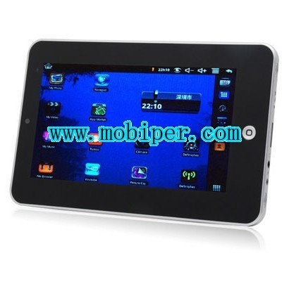 epad VIA 8650 android 2.2 7 inch  apad tablet pc