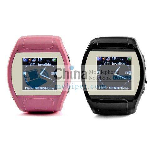 Watch Phone MQ007 Amazing New Bluetooth Quadband Touch Screen