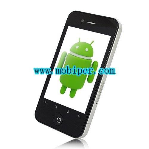 Hero H2000 Google Android v2.2 OS GPS TV Smart Phone
