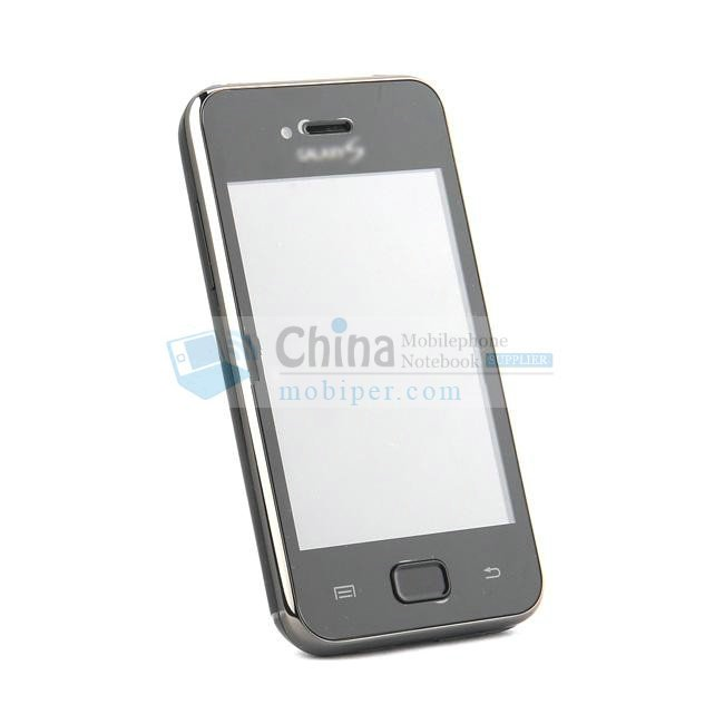 I9000 Google Android 2.2 OS Dual Sim Dual Standby Dual Camera 3.5 inch Capacitive Multi-Touch Screen