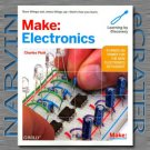 Make: Electronics (Learning by Discovery) [Paperback] by Charles Platt