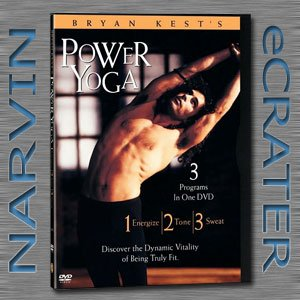 Bryan Kest Power Yoga Complete Collection (2004) [DVD]