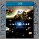 The Universe: 7 Wonders of the Solar System (2010) [Blu-ray 3D]
