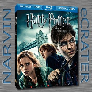 Harry Potter and the Deathly Hallows, Part 1 (2010) [Blu-ray + DVD + Digital Copy] [3 Discs]