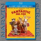Fantastic Mr. Fox (2009) [Blu-ray + DVD + Digital Copy]