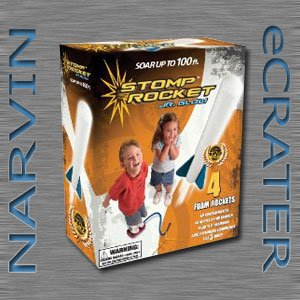 Stomp Rocket Junior Glow Kit Jr.