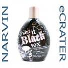 Millenium Tanning Paint It Black Auto-Darkening Tanning Lotion, 50X, 13.5-Fluid Ounce