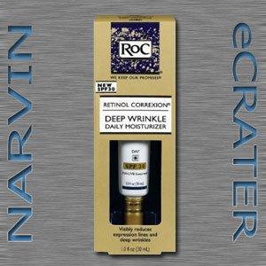 RoC Deep Wrinkle Daily Moisturizer SPF30, 1-Fluid Ounce