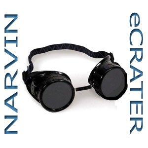Hobart 770096 Welding Oxy-Acetylene Goggle - 50mm Eye Cup