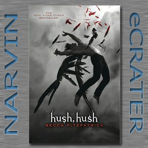 Hush, Hush [Paperback] by Becca Fitzpatrick