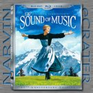 The Sound of Music (45th Anniversary Edition) (1965) [Blu-ray + DVD Combo] [3 Discs]