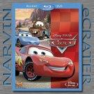 Cars (2006) [Blu-ray + DVD Combo] [2 Discs]
