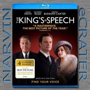 The King's Speech (2010) [Blu-ray]