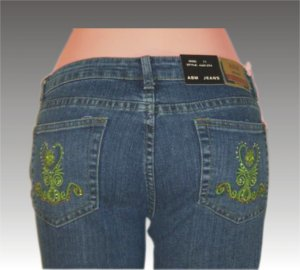 jeans coton